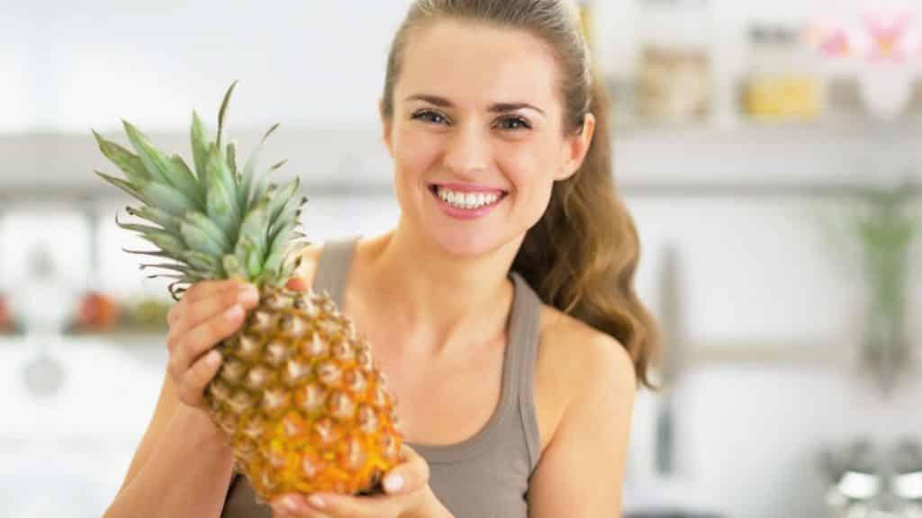 Ananasın Güzelliğe Etkisi