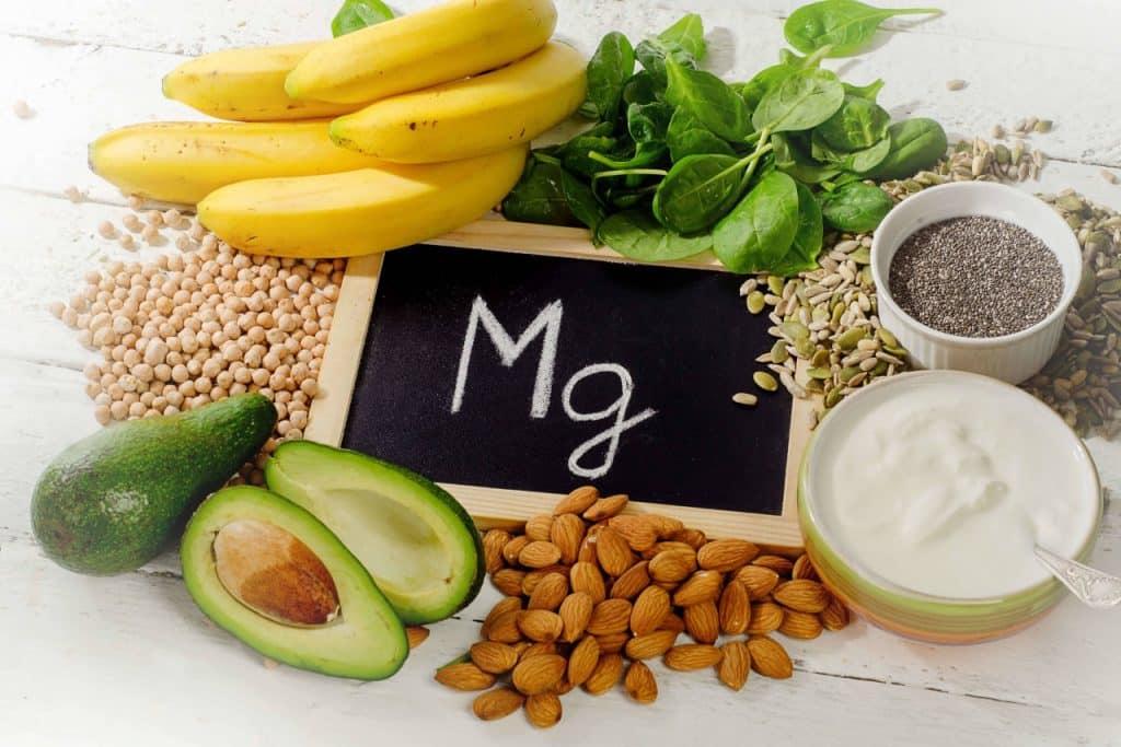 Magnezyum İçeren Gıdalar