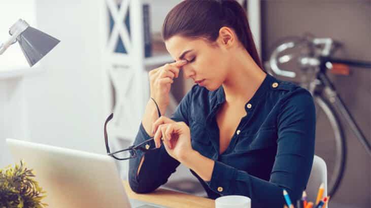 Stres Önemli Hastalıklara Zemin Hazırlıyor