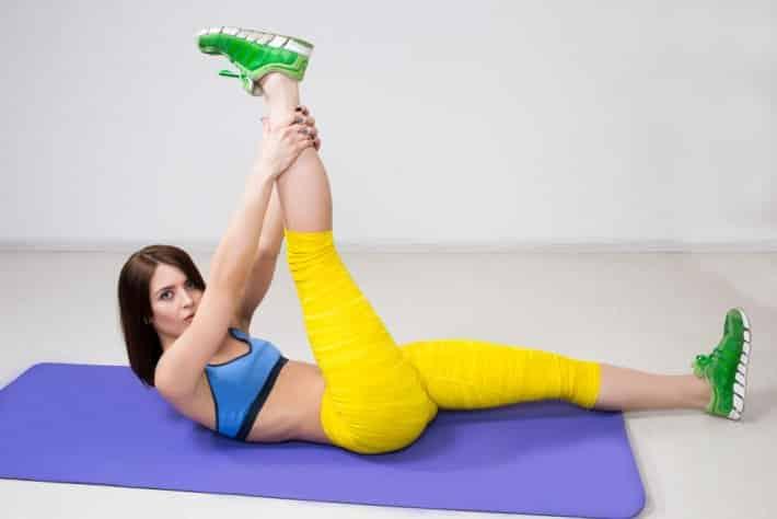 Evde Bacaklarınızı Bu Egzersizlerle İnceltin